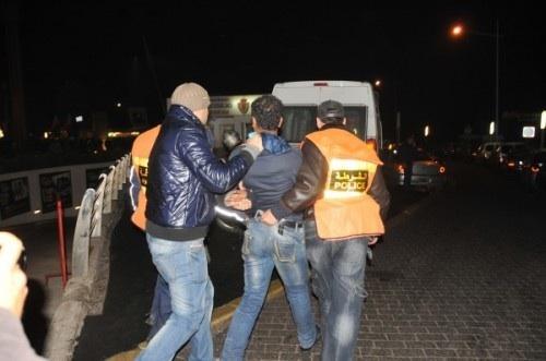 شرطة تارودانت توقف بارون مخدرات و في حوزته كميات كبيرة من 'الحشيش' و المواد المهربة !