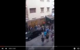 فيديو . السيبة في شوارع المغرب..مواجهات بين شبان بالسيوف والسواطير في الشارع