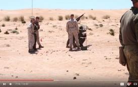 فيديو . قوات المارينز الأمريكية تدرب الجيش المغربي في مناورات مناورات الأسد الإفريقي