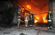 فيديو | حريق مهول يثير هلع مواطنين بالصويرة !