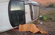 عاجل. قتلى وعشرات الجرحى في انقلاب سيارة للنقل المزدوج بالخميسات بسبب السرعة المفرطة