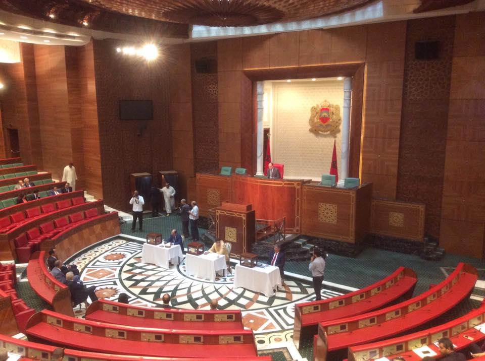 مجلس المستشارين يصادق بالأغلبية على مشروع قانون المالية !