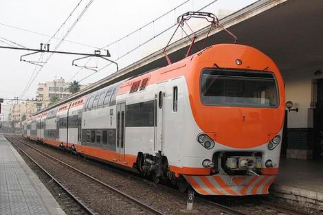مكتب السكك الحديدية ينفي احتراق قطار نواحي مراكش !