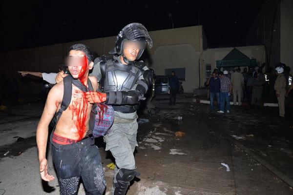 استئنافية الرباط تؤجل النظر في قضية 33 سجيناً أضرموا النيران بسجن سلا وزعت عليهم أحكاماً بـ792 عاماً