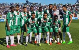 الدفاع الحسني الجديدي يتأهل للدور المقبل من أبطال أفريقيا بعد الاطاحة بـ'فيتا كلوب' الكونغولي