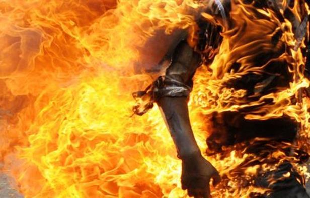 وفاة شاب بطانطان أشعل النار في جسده أمام مفوضية الأمن !
