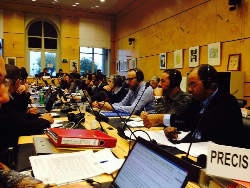 صور . جيش 'الحجاج الحقوقيين' الموجودين في 'جنيف' يفشلون في مواجهة انتقادات وجهت للتقرير الحقوقي المغربي