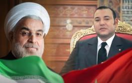 الملك محمد السادس يبرق روحاني معزياً في ضحايا تحطم الطائرة الإيرانية