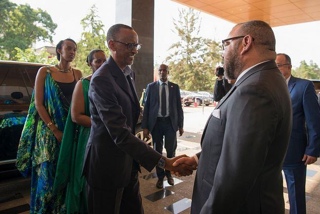 الملك محمد السادس يغادر 'رواندا' متوجهاً لـ'تنزانيا'