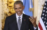 أوباما : النساء أفضل من الرجال في قيادة العالم !