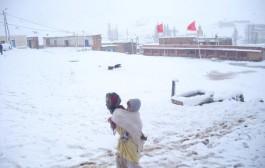جمعية ببولمان تتكفل بإيواء المرشحين لمباراة التعاقد بسبب برودة الطقس !