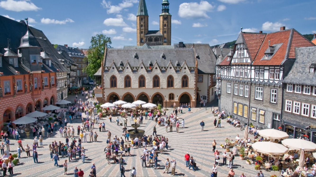 صدق أولا تصدق. مدينة ألمانية تاريخية تحتاج لاجئين من أي مكان وتوفر لهم سكناً و راتباً شهرياً