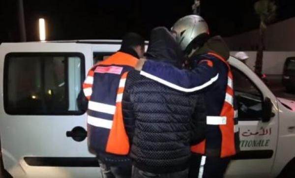 الشرطة تداهم مقهى للقمار بمراكش و تعتقل شخصين
