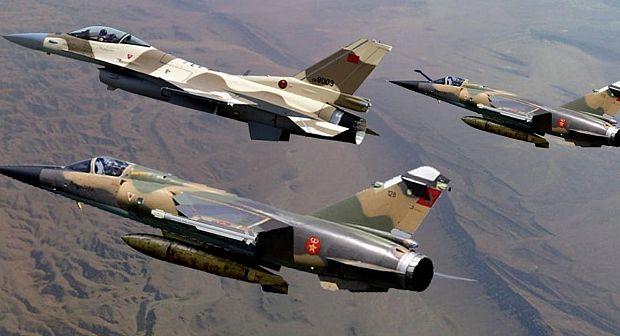 تحديث مقاتلات سلاح الجو المغربي في أميركا بـ91 مليون دولار !