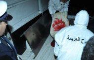 ذبحٌ وحشي لشاب بسكين قرب المطار في نهار رمضان يهز الداخلة