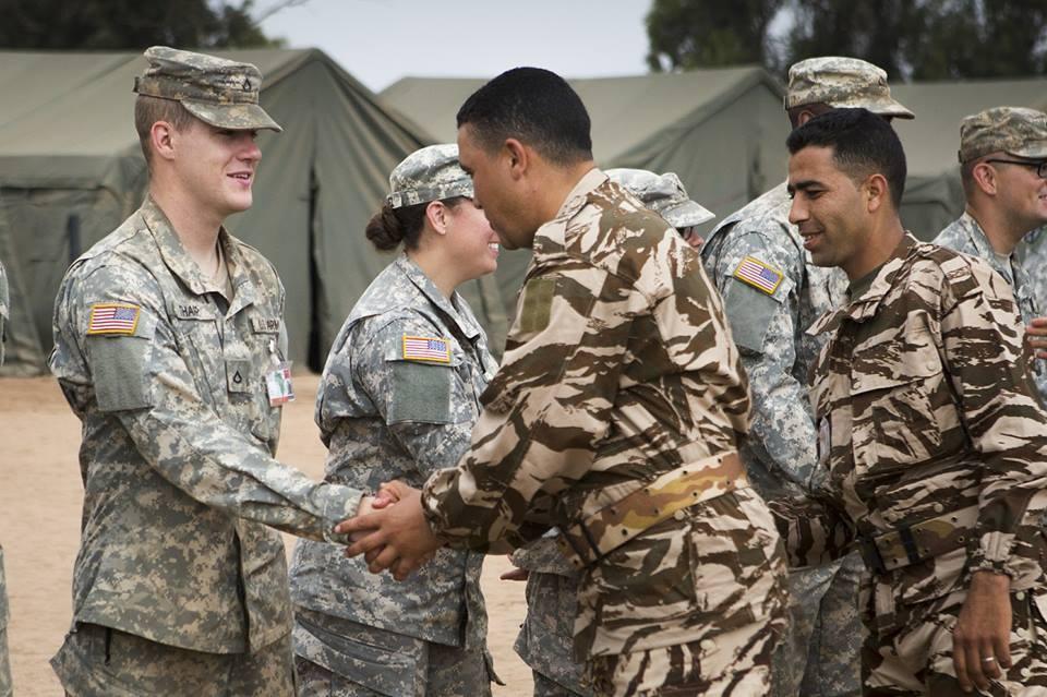 صور | المغرب يحتضن أكبر مناورات عسكرية دولية و يستعد لتسلم دفعة ثانية من دبابات 'أبرامز' الأمريكية
