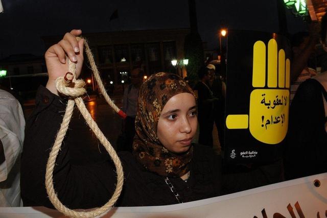 هيئة حقوقية تدعو العثماني إلى إلغاء عقوبة الإعدام !