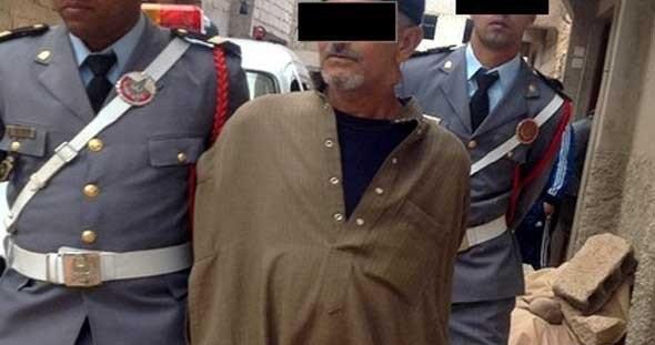 اعتقال إمام مسجد بشيشاوة متهم بهتك عرض تلميذة داخل غرفة نومه !