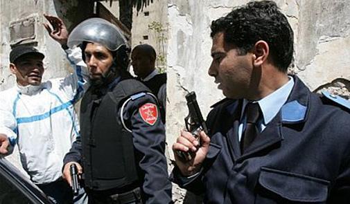 """شرطة انزكان تضطر لإطلاق الرصاص على """"مقرقب"""""""