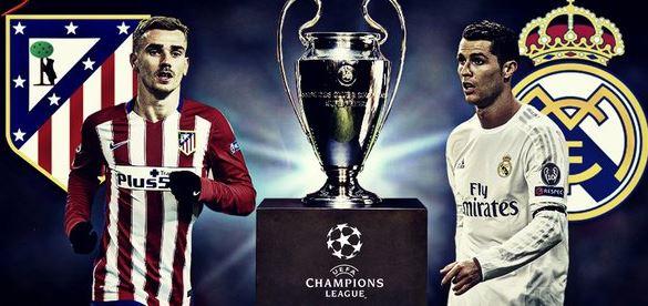 بالفيديو | ريال مدريد يصطدم بجاره أتليتيكو مدريد في نصف نهائي دوري أبطال أوربا