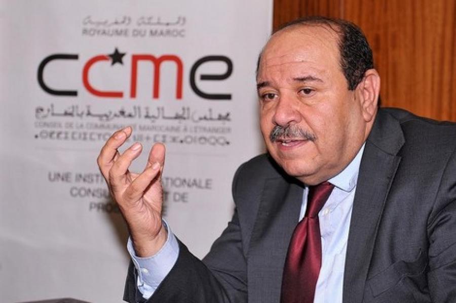 بُوصـوف : خطاب المٓلك طرح تصور وإستراتيجية الإقلاع التنموي للمغرب الذي نُريد