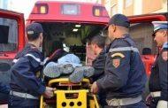 توقيف سائق طاكسي بالناظور طعن شخصين بسكين بمحطة سيارات الأجرة