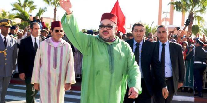 المٓلك يدشن بسٓلا مستشفى 'مولاي عبد الله' بـ250 سريراً كلّف 31 مليار