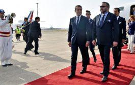 فرنسا تستقبل المبعوث الأممي للصحراء و تدعم المخطط المغربي للحكم الذاتي