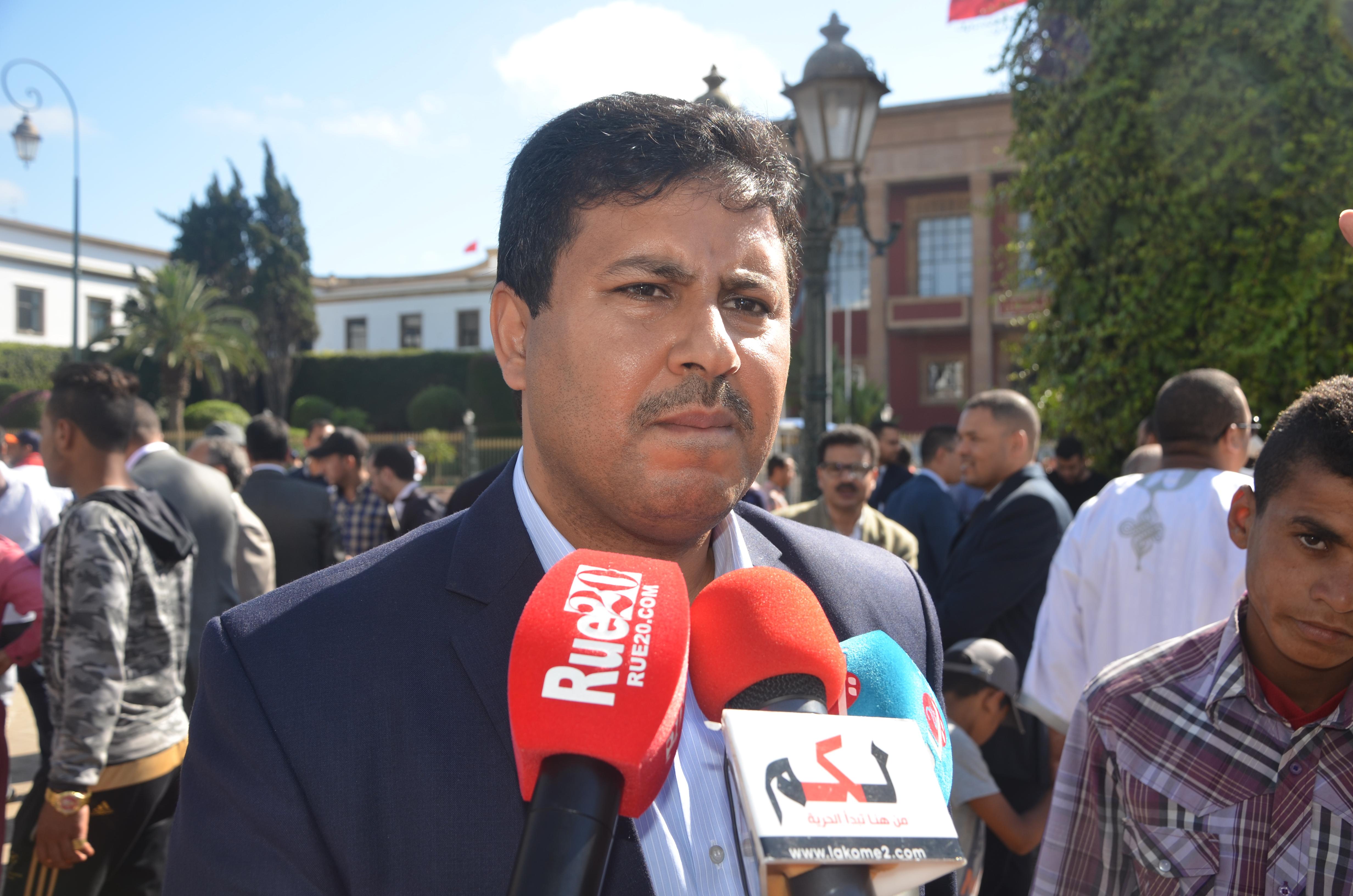 حامي الدين يطلب من قيادة البيجيدي التحقيق في 'فيديو الملكية' و يعلق مشاركته في الحوار الداخلي