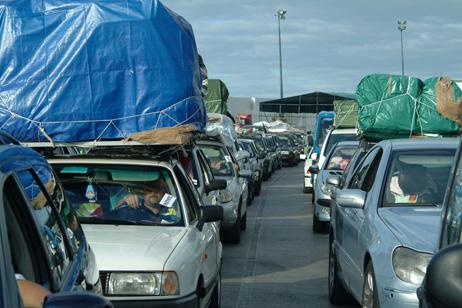 بالأرقام . قرابة 5 ملايين مغربي مهاجر في أوربا/آسيا/أمريكا/ و إفريقيا