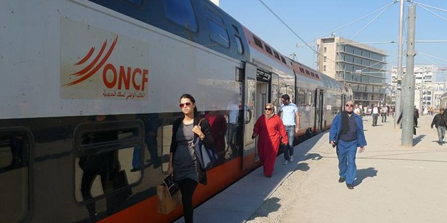 لـONCF يضع برنامجاً خاصاً لسير القطارات في عيد الفطر