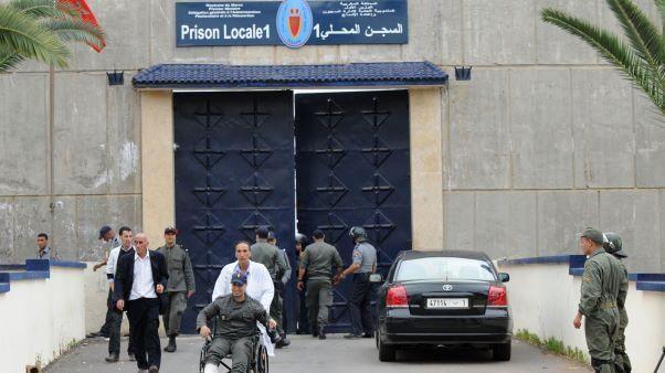 إدارة سجن عكاشة تحجز مخدرات و هواتف نقالة كانت موجهة لمعتقلي 'حراك الريف'