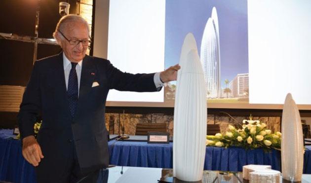 مصر تعلن بناء أطول برج في إفريقيا .. مشروع بنجلون في ورطة !