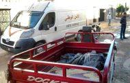 صورة | تريبورطور يرسل شخصين إلى مستشفى سوق السبت بعد سقوطه أسفل قنطرة