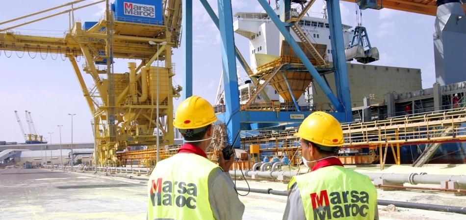 عمارة يعلن قرب نهاية أشغال بناء ميناء أسفي الجديد