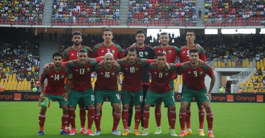 تصفيات كأس إفريقيا 2021.. المغرب في مجموعة سهلة مع موريتانيا !