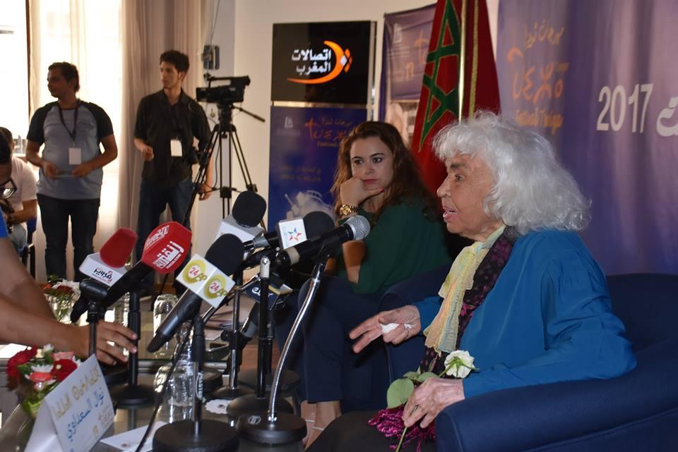 السعداوي تدعو المرأة المغربية للثورة .. و الكنبوري : السيدة تعاني من عقدة الرجال