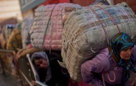 تجار إسبان في سبتة و مليلية يتخوفون من منع المغرب للتهريب المعيشي مطلع 2019 !