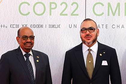 الملك محمد السادس يزور السودان للقاء البشير !