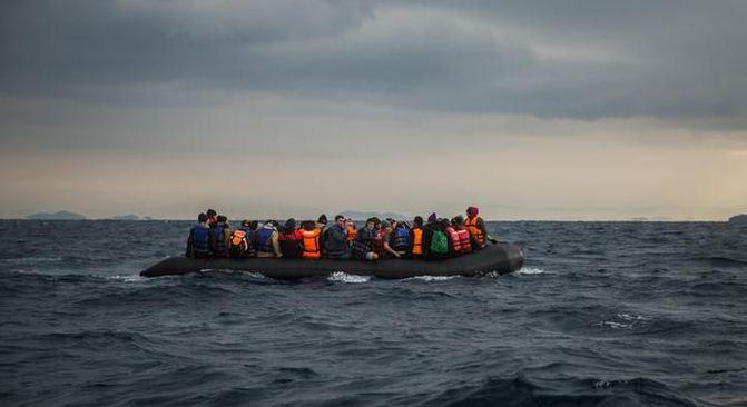 البحرية الملكية تنقذ 8 قوارب على متنهم 181 مهاجراً أغلبهم أفارقة بعرض المتوسط