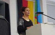 الافراج عن الناشطة الأمازيغية 'مليكة مزان' بعد قضائها شهرين رهن الاعتقال