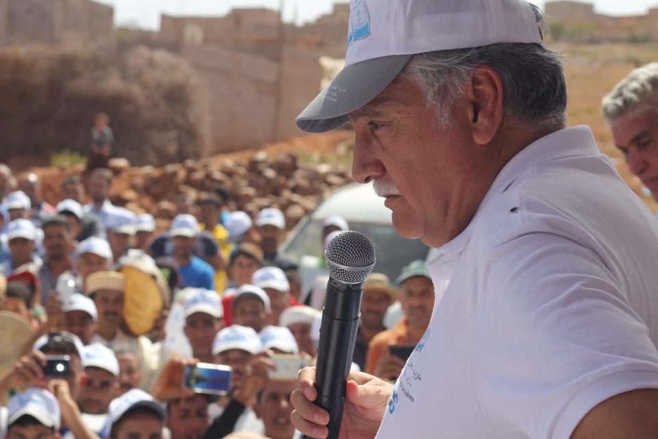 بنعبد الله يدعو المغاربة لجمع الأموال لتعويض ضحايا الفيضانات !