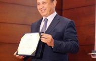 تسليم جائزة الثقافة الأمازيغية 2016 لـ'عبد السلام أحيزون'