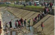 مياه الصرف الصحي تخنق أنفاس ساكنة طنجة و الوالي امهيدية ينتفض ضد أمانديس !