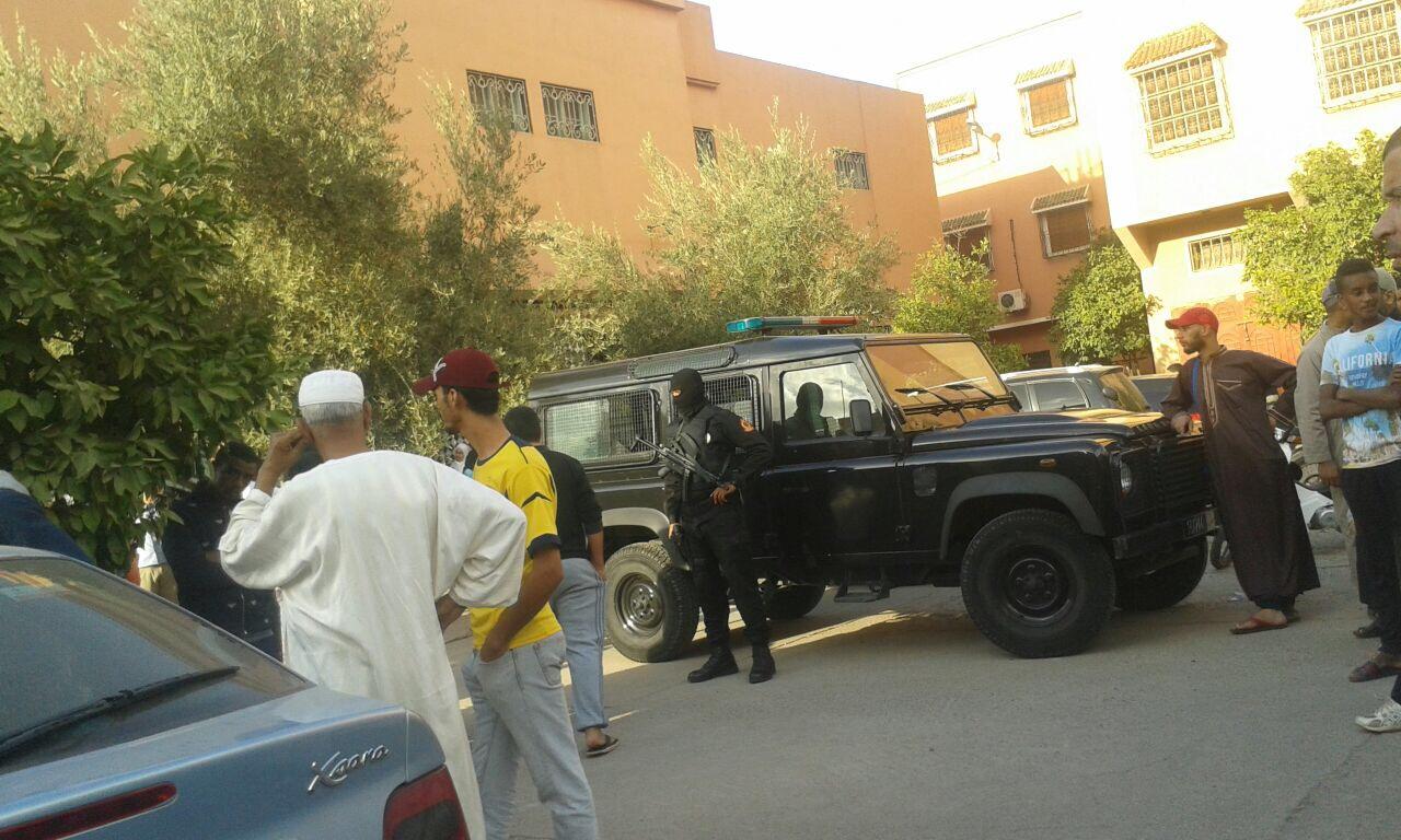Moroccan Special Forces/Forces spéciales marocaines  :Videos et Photos : BCIJ, Gendarmerie Royale ,  - Page 12 IMG_6375