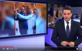 فيديو . الجزيرة تعلق على صورة الملك محمد السادس (لكم العالم و لنا تميم)