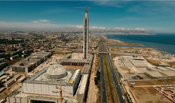 الجزائر.. ثالث أكبر مساجد العالم لم يكتمل بعد