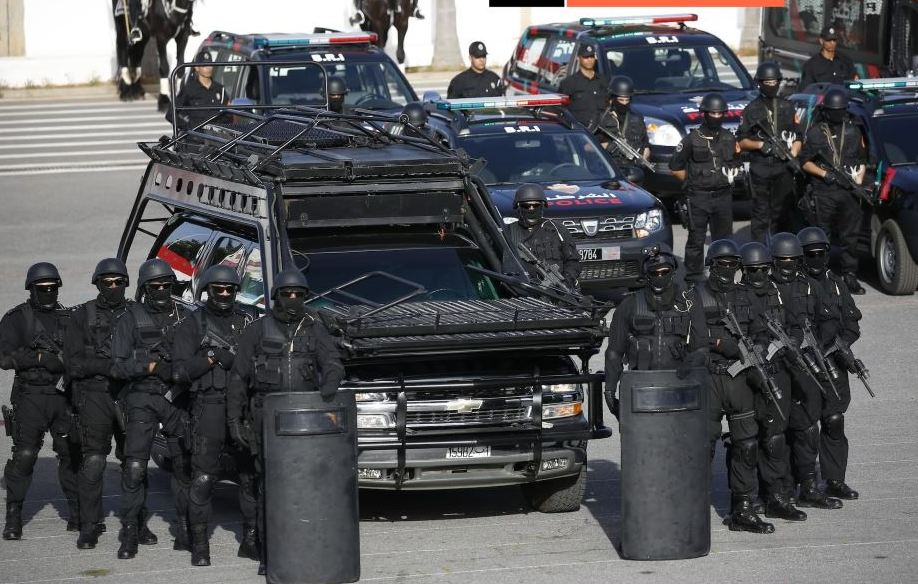 قوات خاصة بدعم لوجيستي متطور تتوجه إلى الجنوب بعد تصاعد التوتر مع البوليساريو