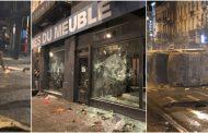عمدة بلجيكي يصف المشاغبين الذين قلبوا بروكسيل رأساً على عقب بالعصابة الأوغاد