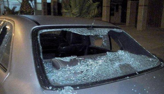 مراهقون يكسرون سيارة أميرة مغربية بحي شعبي بسلا